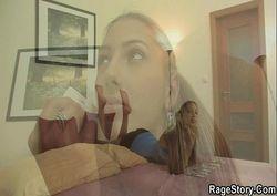 loirinha de maria chiquinha fudendo gostoso no quarto