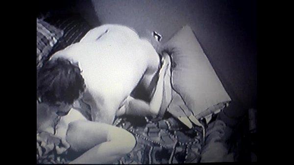 Flagra da camera escondida pai obrigando filha a transar