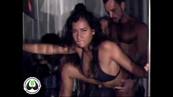 Muita suruba amadora em baile funk carioca