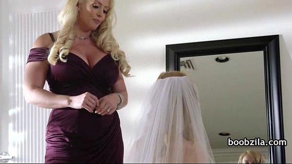 Sexo com sogra gostosa da noiva