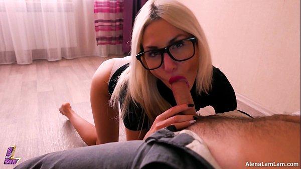 Porno sexo oral da loira boqueteira