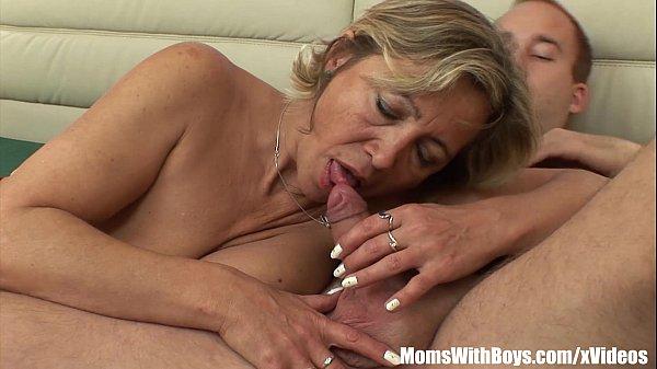 Porno excitante fodendo com sogra boa de foda