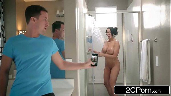 Porno doido gratis com sobrinho filmando a tia