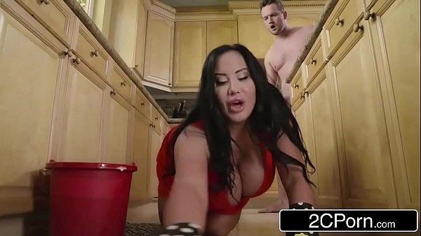 Sexy hot com a sua tia